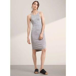 Aritzia Wilfred Free Yasmin Back Cutout Dress